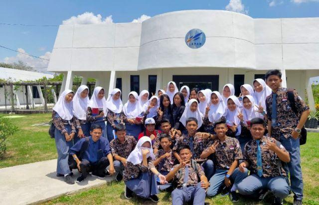 Foto Rombongan Kunjungan Edukasi ke SBPJ Parepare