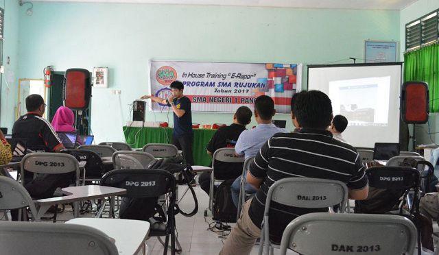 Sosialisasi Implementasi E-Rapor K13 Versi Kemdikbud