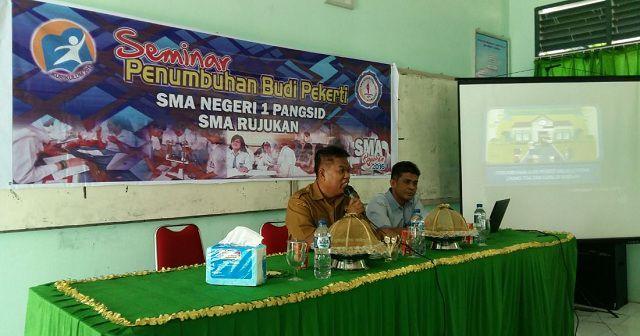 Seminar Budi Pekerti Program SMA Rujukan 2016